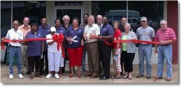 Saturday, July 31, 2004 Marked The Grand Opening Of The Fourth David Raines Community Health Center (DRCHC) In North Louisiana